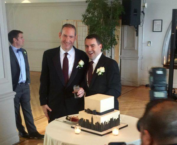 Great Manhattan Penthouse Wedding