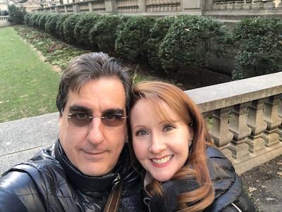 DJ Dave Swirsky and Wife Katherine