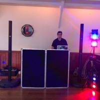 DJ for dancing at Bat Mitzvah