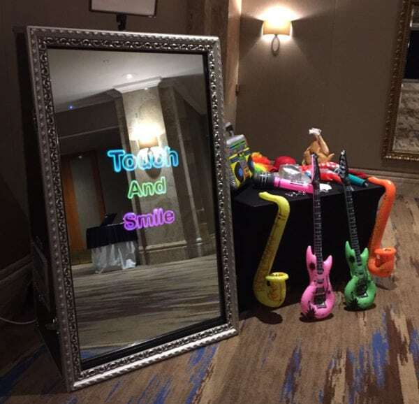 Expressway Music Photo Booth with Props