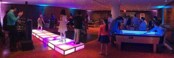 Mitzvah kids room brasserie nyc