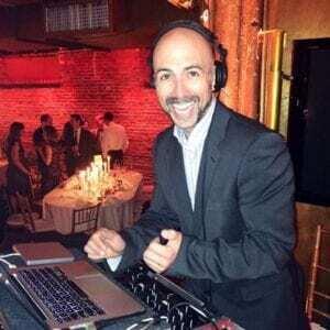 New York Wedding and Bar Mitzvah DJ MC Alberto