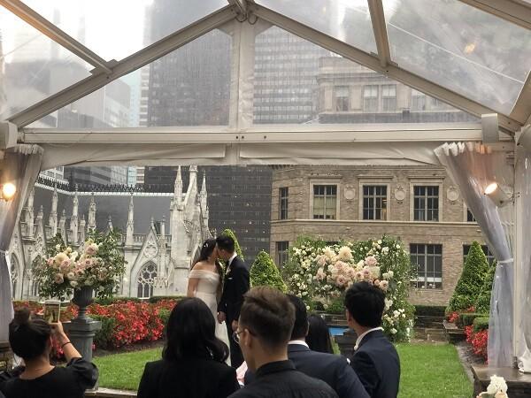 620 loft & garden wedding