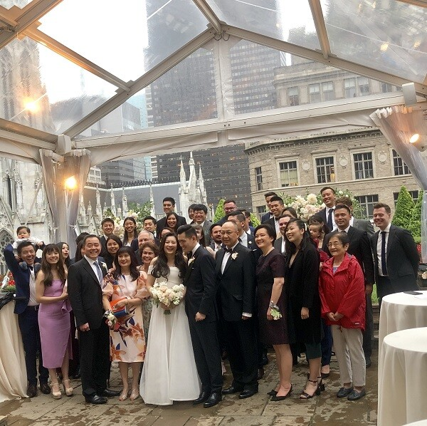620 nyc Wedding