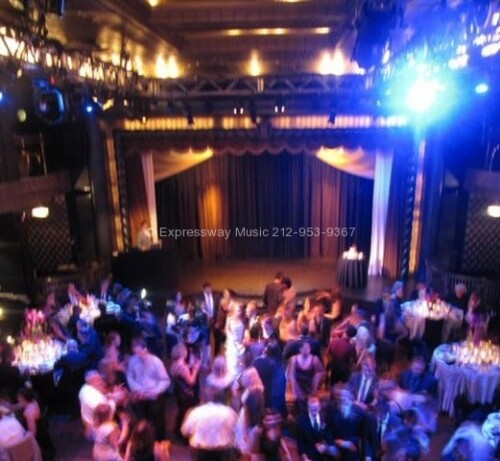 Full dance floor nyc